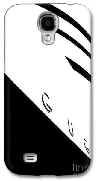 Symmetrical Galaxy S4 Cases - Gugg Galaxy S4 Case by Az Jackson