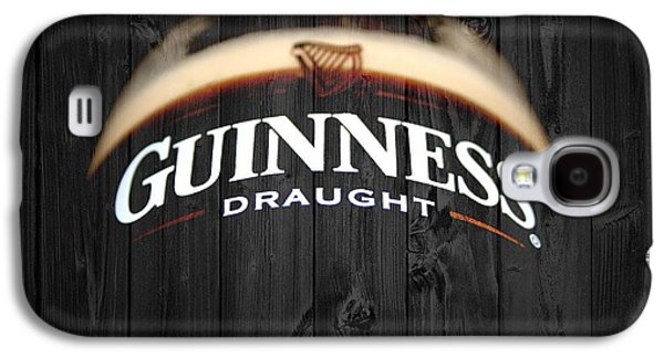 Owner Mixed Media Galaxy S4 Cases - Guinness Galaxy S4 Case by Dan Sproul