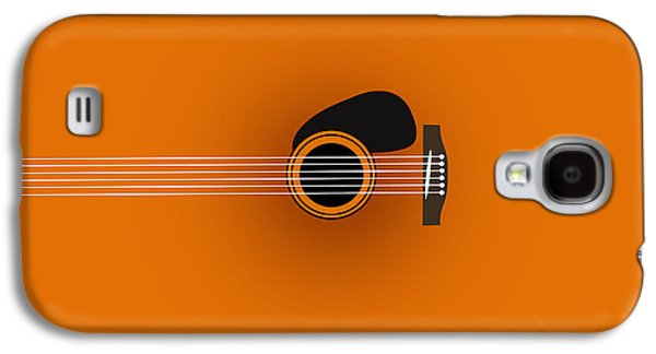 Animation Galaxy S4 Cases - Guitar 2 Galaxy S4 Case by Mark Ashkenazi