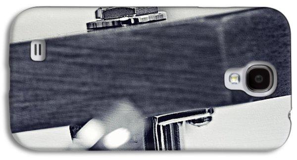 Mechanic Galaxy S4 Cases - guitar V Galaxy S4 Case by Priska Wettstein