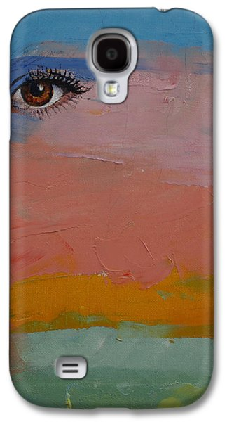 Gypsy Galaxy S4 Cases - Gypsy Galaxy S4 Case by Michael Creese