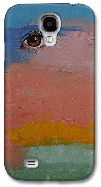 Gypsy Galaxy S4 Case by Michael Creese