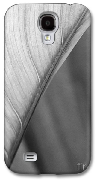 Op Art Photographs Galaxy S4 Cases - Half and Half Galaxy S4 Case by Sabrina L Ryan