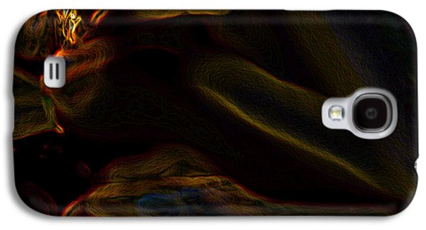 Poster Art Galaxy S4 Cases - Hallucination Galaxy S4 Case by Jb Atelier
