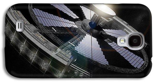Hammer Galaxy S4 Cases - Hammer Station Galaxy S4 Case by Bryan Versteeg