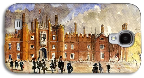Hampton Court Palace London  Galaxy S4 Case by Juan  Bosco