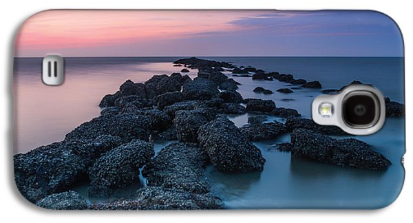 Hamptons Galaxy S4 Cases - Hampton Seascape Galaxy S4 Case by Ian Hufton