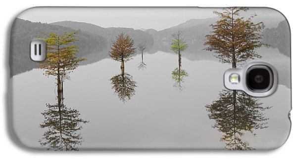 Hanging Garden Galaxy S4 Case by Debra and Dave Vanderlaan