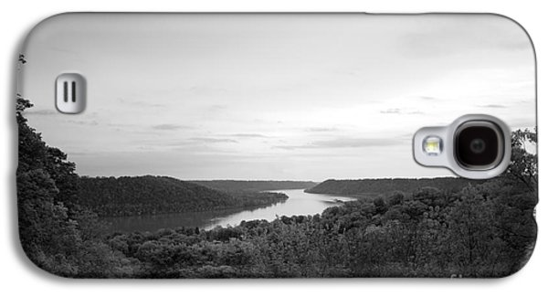 Indiana Landscapes Photographs Galaxy S4 Cases - Hanover College Ohio River View Galaxy S4 Case by University Icons