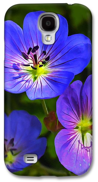 Digitally Manipulated Galaxy S4 Cases - Happy Face Galaxy S4 Case by Bill Caldwell -        ABeautifulSky Photography