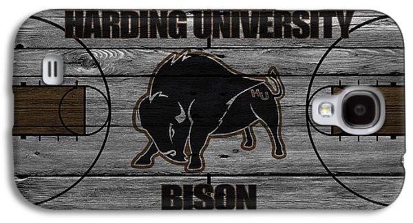 Bison Galaxy S4 Cases - Harding University Bison Galaxy S4 Case by Joe Hamilton