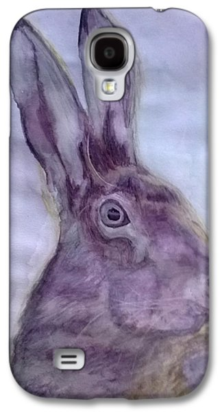 Hare Galaxy S4 Case by Natalie Holden