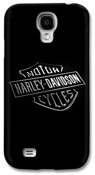 Iphone Case Galaxy S4 Cases - Harley-Davidson Motorcycles Phone Case Galaxy S4 Case by Mark Rogan
