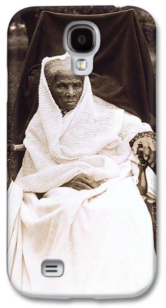 Harriet Tubman Portrait 1911  Galaxy S4 Case by Unknown
