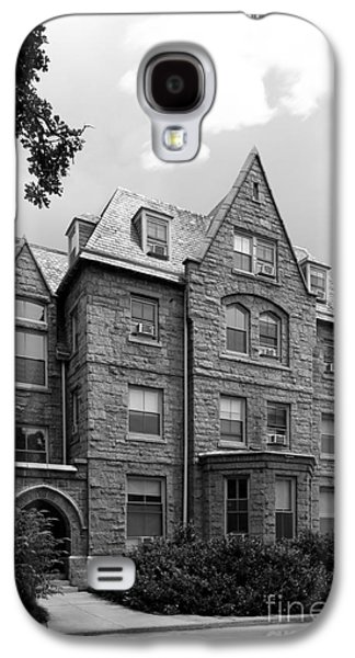 Haverford College Galaxy S4 Cases - Haverford College Barclay Hall Galaxy S4 Case by University Icons
