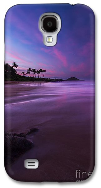 Dark Skies Galaxy S4 Cases - Hawaii First Light Sunrise Galaxy S4 Case by Dustin K Ryan
