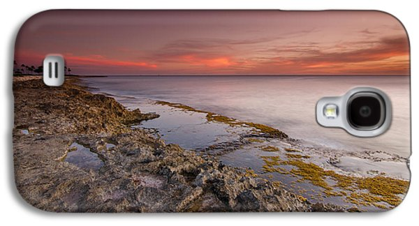 Top Seller Galaxy S4 Cases - Hawaii Sunset paradise  Galaxy S4 Case by Tin Lung Chao