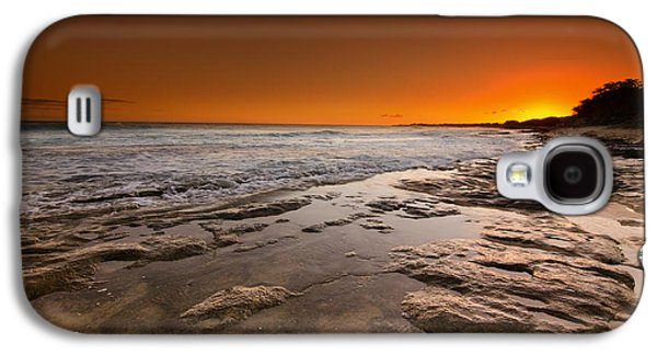 Top Seller Galaxy S4 Cases - Hawaiian Sunset Galaxy S4 Case by Tin Lung Chao