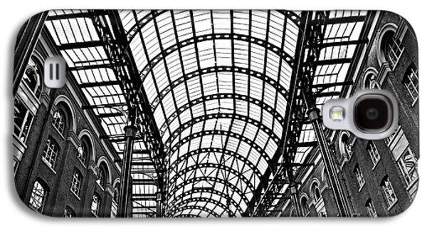 Hay Galaxy S4 Cases - Hays Galleria roof Galaxy S4 Case by Elena Elisseeva