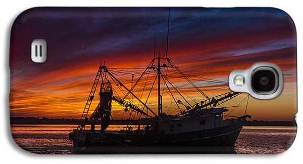 Waterscape Galaxy S4 Cases - Heading Home Galaxy S4 Case by Debra and Dave Vanderlaan