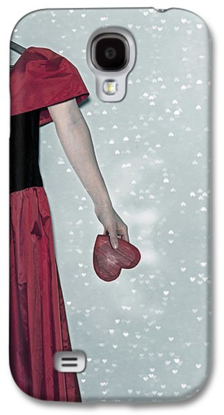 Dress Photographs Galaxy S4 Cases - Headless Love Galaxy S4 Case by Joana Kruse