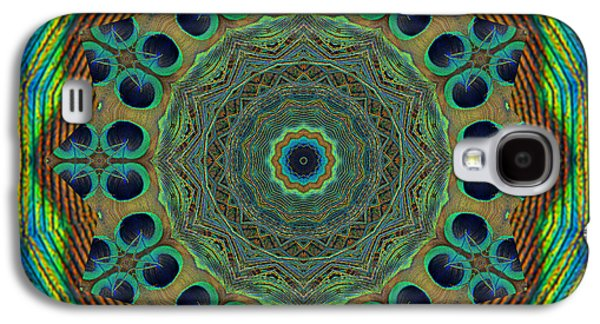 Healing Mandala 19 Galaxy S4 Case by Bell And Todd
