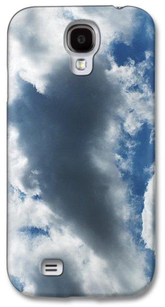 Anna Villarreal Garbis Galaxy S4 Cases - Heart I Galaxy S4 Case by Anna Villarreal Garbis
