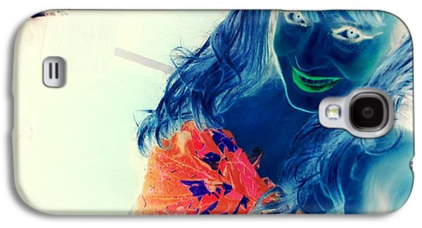 Heart Love Art Galaxy S4 Case by HollyWood Creation By linda zanini