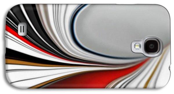 Etc. Mixed Media Galaxy S4 Cases - Hearts Joying Galaxy S4 Case by HollyWood Creation By linda zanini
