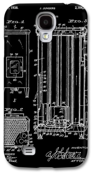 Mechanics Mixed Media Galaxy S4 Cases - Heater Galaxy S4 Case by Dan Sproul