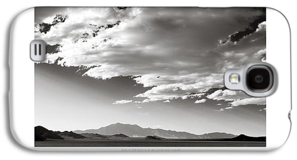 Dry Lake Galaxy S4 Cases - Heaven and Speed III Galaxy S4 Case by Holly Martin