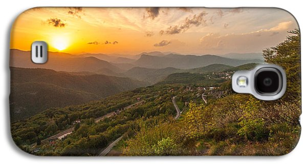 Landscapes Photographs Galaxy S4 Cases - Heaven on Earth Galaxy S4 Case by Davorin Mance