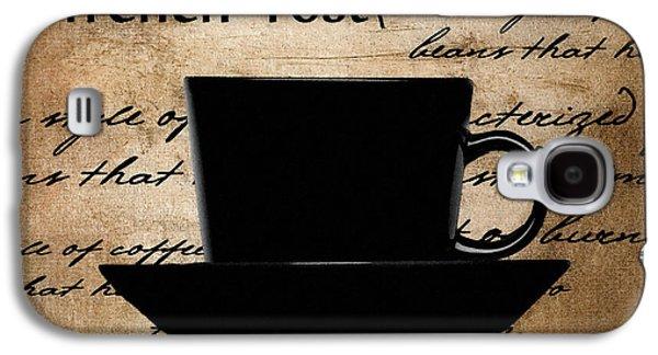 Espresso Galaxy S4 Cases - Heavenly Bean Galaxy S4 Case by Lourry Legarde