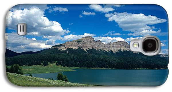 Landscape Framed Prints Galaxy S4 Cases - Heavenly Day Galaxy S4 Case by Kathy Yates