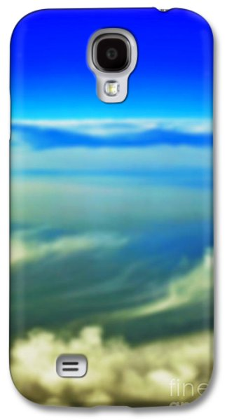 Dreamscape Galaxy S4 Cases - Heavenly Peace Galaxy S4 Case by Gwyn Newcombe