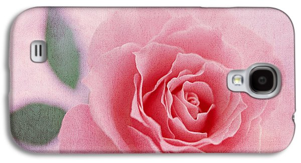 Mother Gift Galaxy S4 Cases - Heavenly Rose Galaxy S4 Case by Georgiana Romanovna