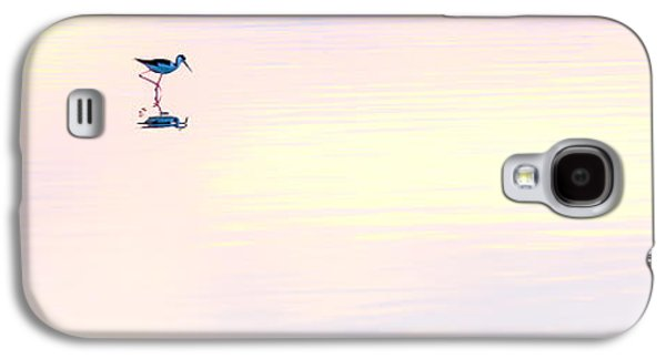 Great Birds Galaxy S4 Cases - Heiwa III Galaxy S4 Case by Peter Tellone