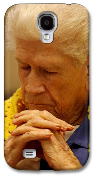 People Pyrography Galaxy S4 Cases - Helen Galaxy S4 Case by Michael  Smith