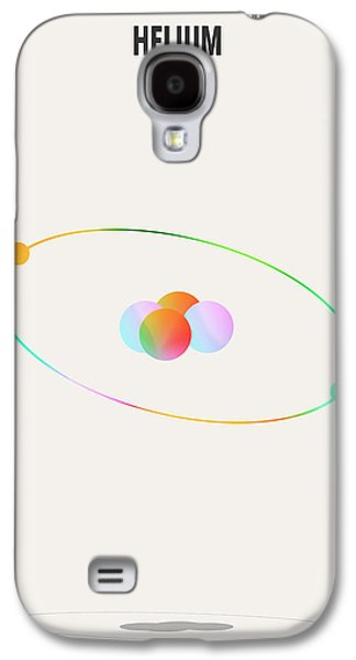Helium Galaxy S4 Cases - Helium - Element Art Galaxy S4 Case by Finlay McNevin