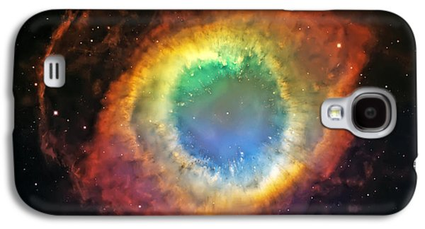 The Heavens Galaxy S4 Cases - Helix Nebula 2 Galaxy S4 Case by The  Vault - Jennifer Rondinelli Reilly