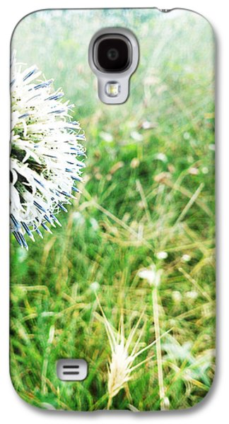 Lucy D Galaxy S4 Cases - Hello Galaxy S4 Case by Lucy D