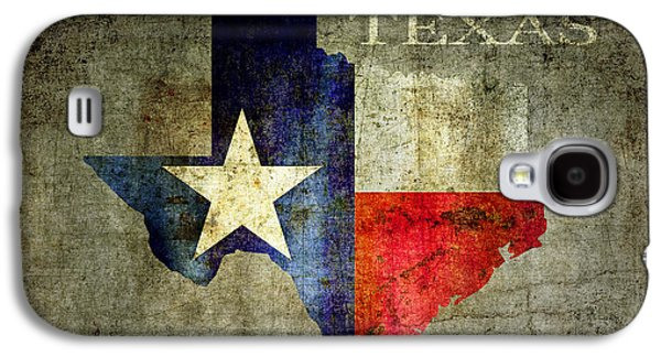 Hello Texas Galaxy S4 Case by Daniel Hagerman