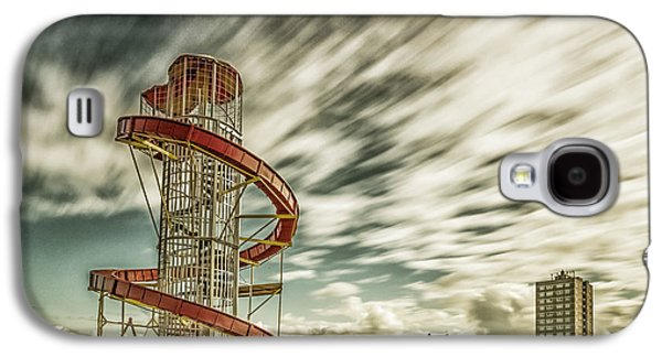 Slide Galaxy S4 Cases - Herne Bay - Helter Skelter Galaxy S4 Case by Ian Hufton