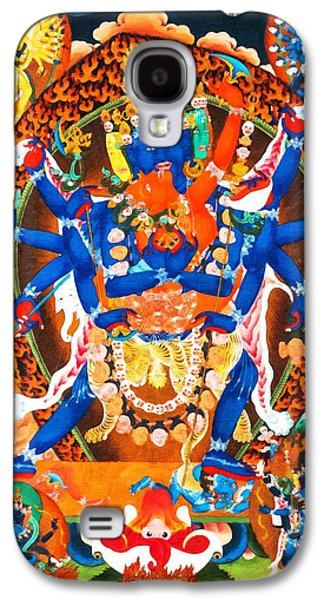Recently Sold -  - Statue Portrait Galaxy S4 Cases - Heruka Galaxy S4 Case by Lanjee Chee