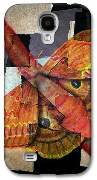 Tear Drawings Galaxy S4 Cases - Hidden Beauty Galaxy S4 Case by Ryan Burton