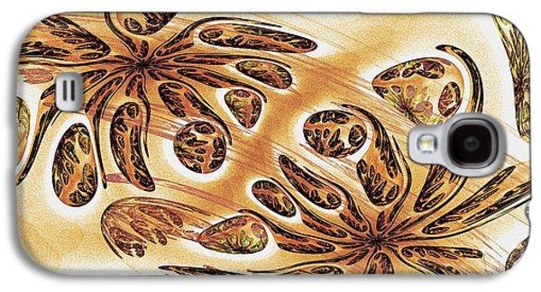 Flora Galaxy S4 Cases - Hidden in the Sand Galaxy S4 Case by Anastasiya Malakhova