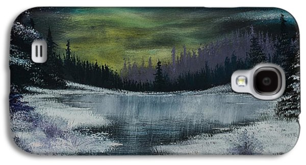 Hidden Lake Galaxy S4 Case by Shannon Wells