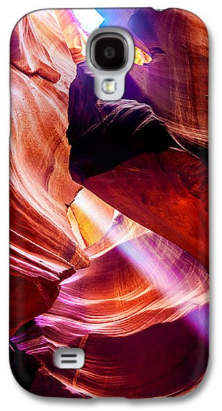 Sun Galaxy S4 Cases - Hideout Galaxy S4 Case by Az Jackson