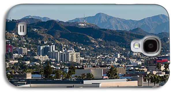 High Angle View Of A City, Beverly Galaxy S4 Case by Panoramic Images