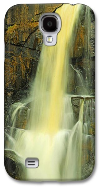 Waterscape Galaxy S4 Cases - High Falls Galaxy S4 Case by Jamie Rabold